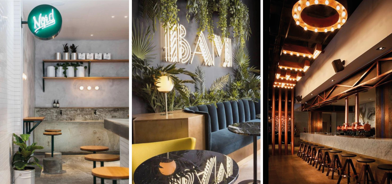 Interieurdecoratie Retail Trends Beleving lichtreclame instore signing