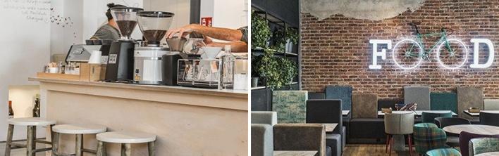 Interieurdecoratie Retail Trends Beleving eetgelegenheden