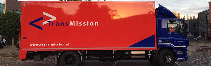Vrachtwagen belettering 3 tips Blomsma Print & Sign