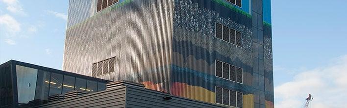 building wrap vinyl folie