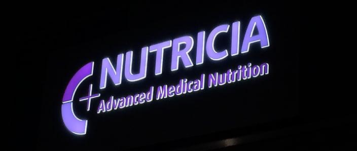 Nutricia Blomsma Print & Sign